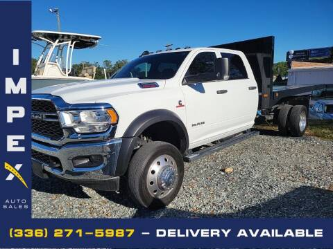2020 RAM Ram Chassis 5500 for sale at Impex Auto Sales in Greensboro NC