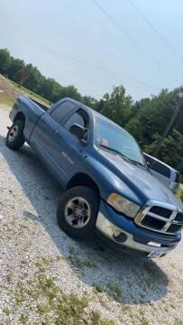 2003 Dodge Ram Pickup 1500 for sale at New Start Motors LLC - Rockville in Rockville IN