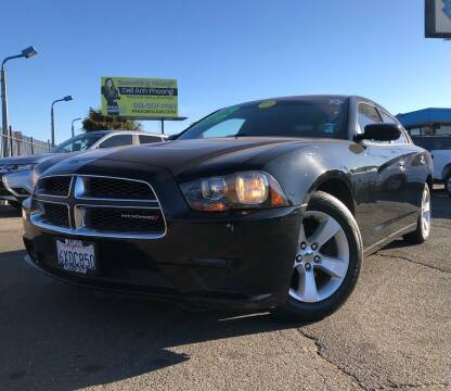 2013 Dodge Charger for sale at LUGO AUTO GROUP in Sacramento CA