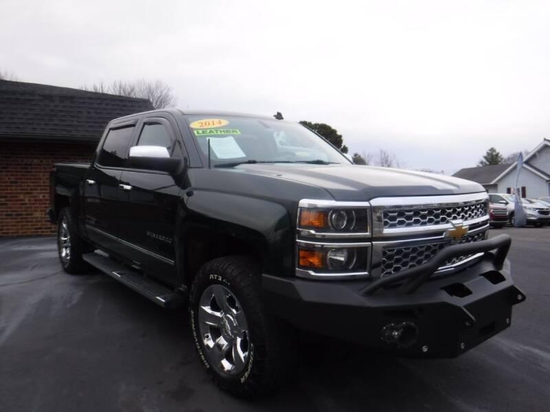 2014 Chevrolet Silverado 1500 for sale at Rob Co Automotive LLC in Springfield TN