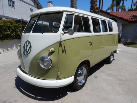 1959 Volkswagen Bus for sale at California Cadillac & Collectibles in Los Angeles CA