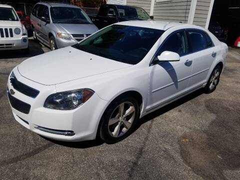 2012 Chevrolet Malibu for sale at 1st Quality Auto in Milwaukee WI