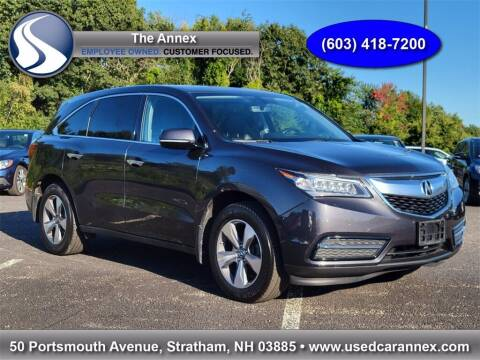 2016 Acura MDX for sale at The Annex in Stratham NH