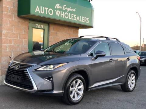 2017 Lexus RX 350 for sale at New England Wholesalers in Springfield MA