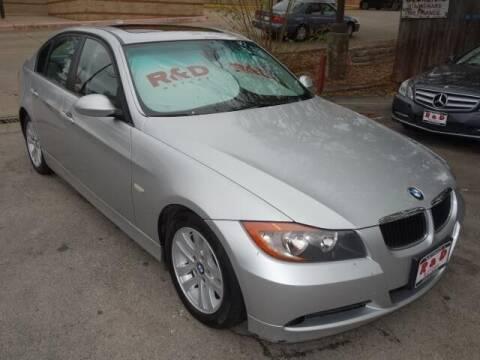 2006 BMW 3 Series for sale at R & D Motors in Austin TX