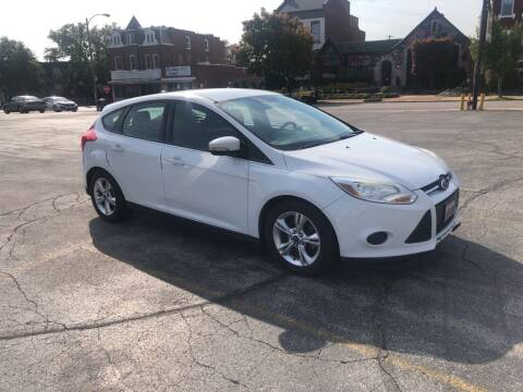 2013 Ford Focus for sale at DC Auto Sales Inc in Saint Louis MO