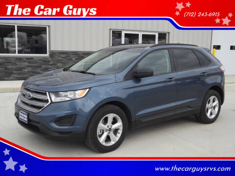 2018 Ford Edge for sale at The Car Guys in Atlantic IA