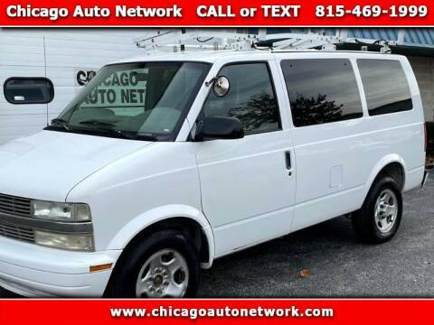 2003 Chevrolet Astro for sale at Chicago Auto Network in Mokena IL