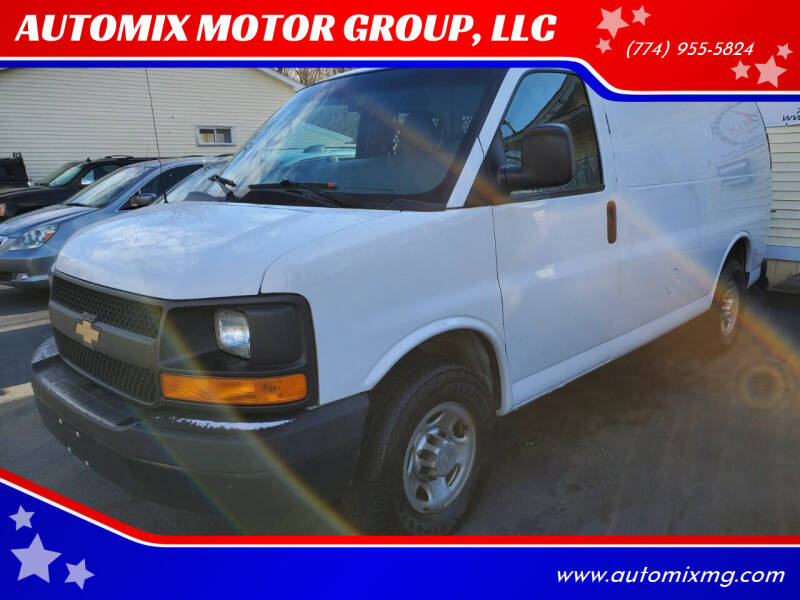2014 Chevrolet Express Cargo for sale at AUTOMIX MOTOR GROUP, LLC in Swansea MA