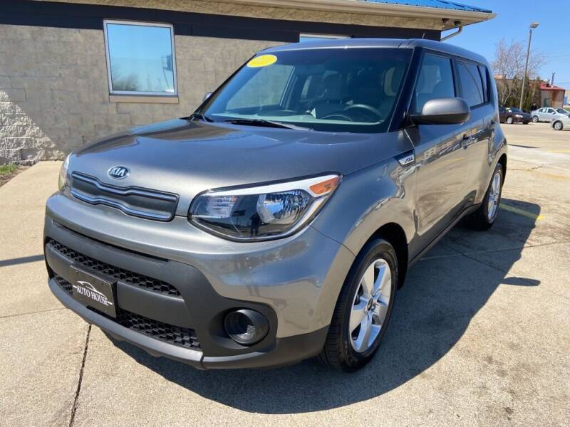 2019 Kia Soul for sale at Auto House of Bloomington in Bloomington IL