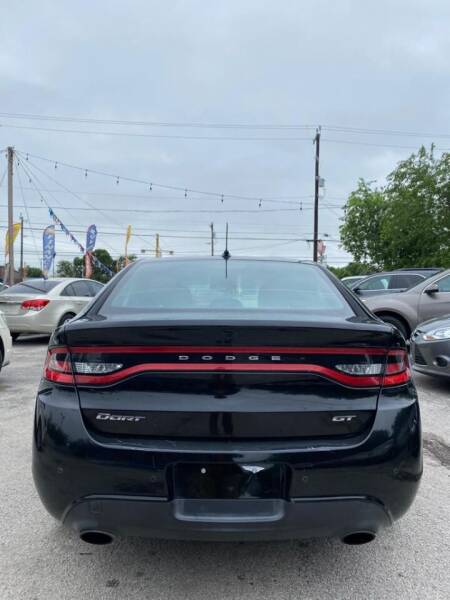 2013 Dodge Dart for sale at Centerpoint Motor Cars in San Antonio TX