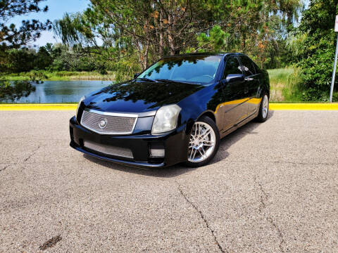 2005 Cadillac CTS-V for sale at Excalibur Auto Sales in Palatine IL