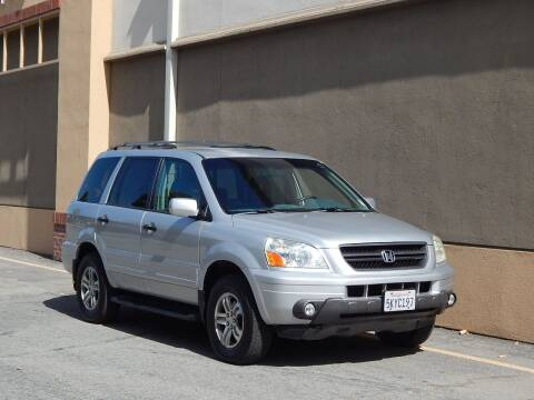 2003 Honda Pilot for sale at Gilroy Motorsports in Gilroy CA