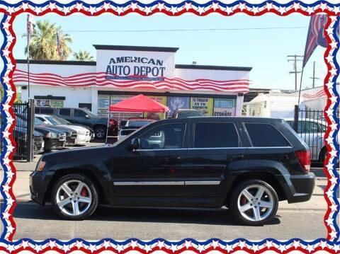 2010 Jeep Grand Cherokee for sale at American Auto Depot in Modesto CA