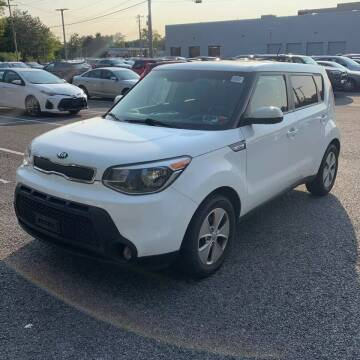 2015 Kia Soul for sale at JOANKA AUTO SALES in Newark NJ