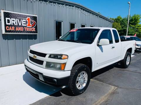 2009 Chevrolet Colorado for sale at Drive 1 Car & Truck in Springfield OH