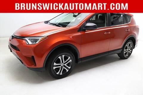 2016 Toyota RAV4 for sale at Brunswick Auto Mart in Brunswick OH