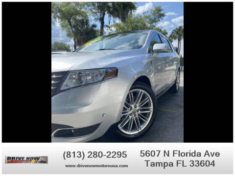 2019 Lincoln MKT for sale at Drive Now Motors USA in Tampa FL