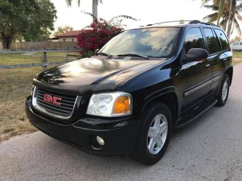 2002 GMC Envoy for sale at LA Motors Miami in Miami FL