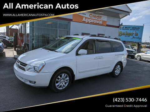2006 Kia Sedona for sale at All American Autos in Kingsport TN