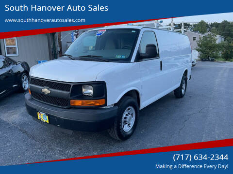 2015 Chevrolet Express Cargo for sale at South Hanover Auto Sales in Hanover PA