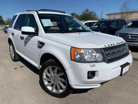 2012 Land Rover LR2 for sale at KAYALAR MOTORS in Houston TX