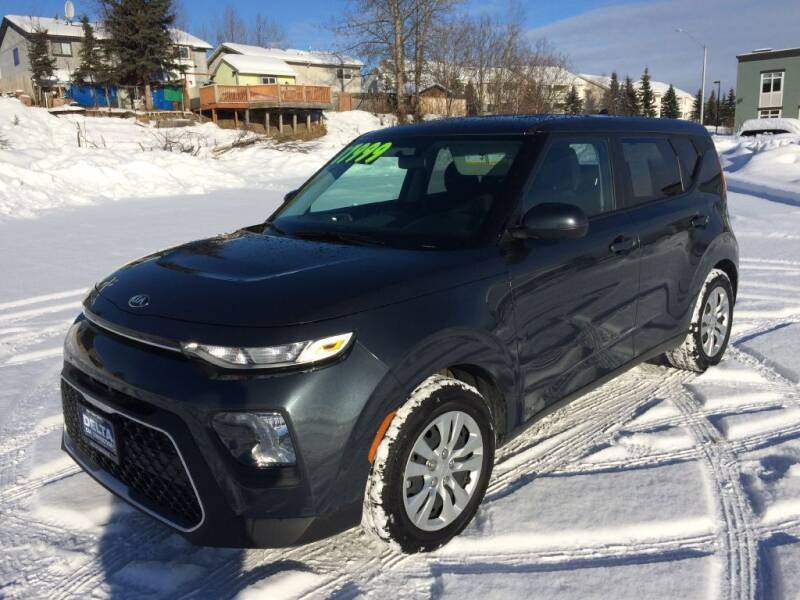 2020 Kia Soul for sale at Delta Car Connection LLC in Anchorage AK