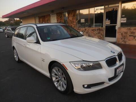 2012 BMW 3 Series for sale at Auto 4 Less in Fremont CA