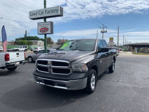 2014 RAM Ram Pickup 1500 for sale at Used Car Factory Sales & Service in Bradenton FL