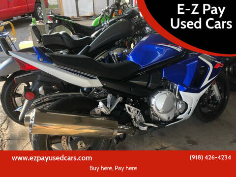 2008 Suzuki GSX FK8 for sale at E-Z Pay Used Cars in McAlester OK