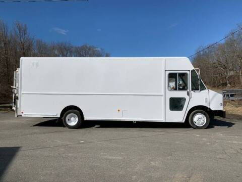 2017 Freightliner MT45 Chassis for sale at Lafayette Salvage Inc in Lafayette NJ