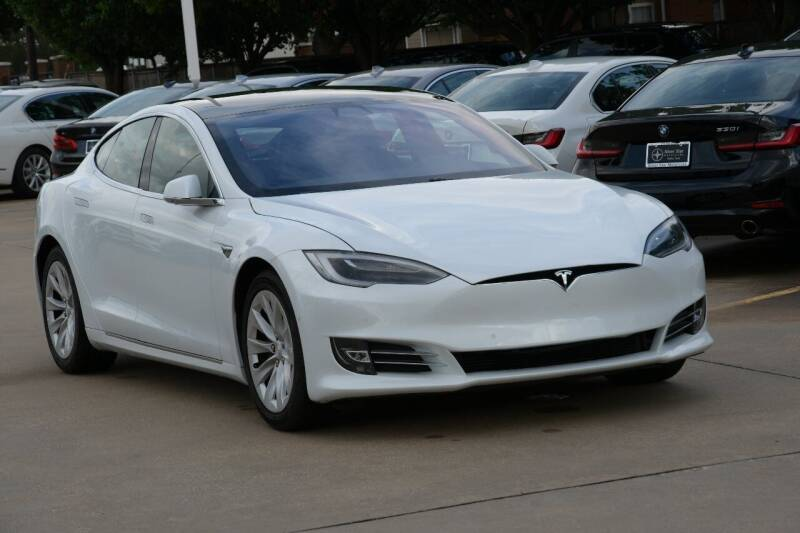 2018 Tesla Model S for sale at Silver Star Motorcars in Dallas TX
