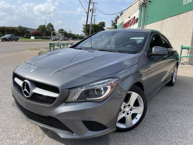 2015 Mercedes-Benz CLA for sale in Dallas, TX