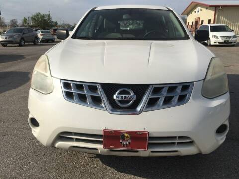 2012 Nissan Rogue for sale at Zoom Auto Sales in Oklahoma City OK