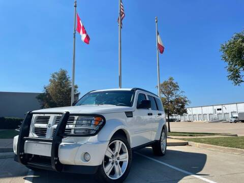 2011 Dodge Nitro for sale at TWIN CITY MOTORS in Houston TX
