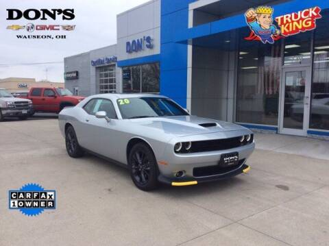 2020 Dodge Challenger for sale at DON'S CHEVY, BUICK-GMC & CADILLAC in Wauseon OH