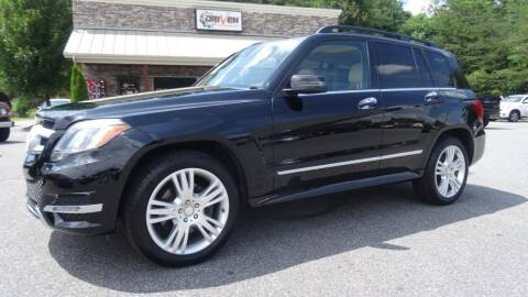 2014 Mercedes-Benz GLK for sale at Driven Pre-Owned in Lenoir NC