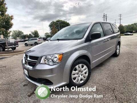 2017 Dodge Grand Caravan for sale at North Olmsted Chrysler Jeep Dodge Ram in North Olmsted OH