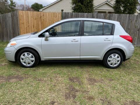 2007 Nissan Versa for sale at ALL Motor Cars LTD in Tillson NY