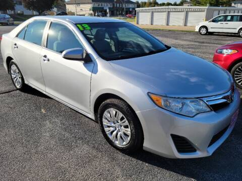 2013 Toyota Camry for sale at Cooley Auto Sales in North Liberty IA