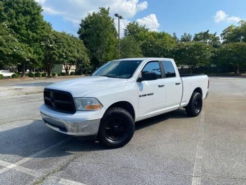 2011 RAM Ram Pickup 1500 for sale at Uniworld Auto Sales LLC. in Greensboro NC