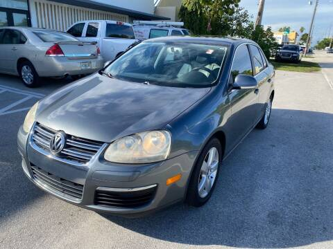 2009 Volkswagen Jetta for sale at UNITED AUTO BROKERS in Hollywood FL