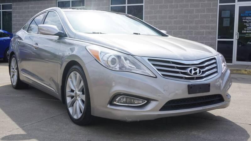 2012 Hyundai Azera for sale at World Auto Net in Cuyahoga Falls OH