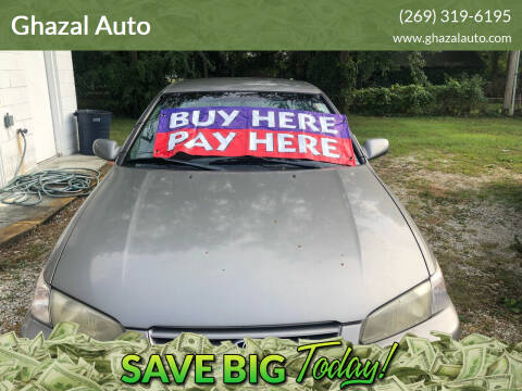 1999 Toyota Camry for sale at Ghazal Auto in Sturgis MI