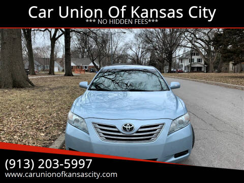 2009 Toyota Camry Hybrid for sale at Car Union Of Kansas City in Kansas City MO