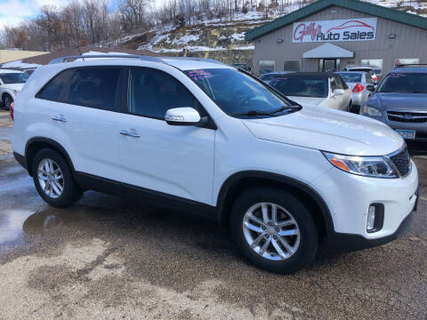 2015 Kia Sorento for sale at Gilly's Auto Sales in Rochester MN