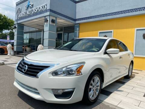 2014 Nissan Altima for sale at Paradise Motor Sports LLC in Lexington KY