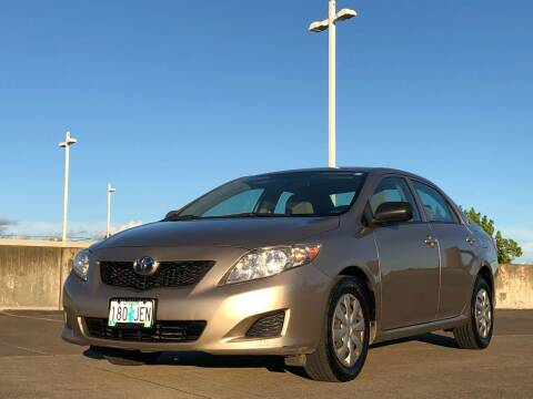 2009 Toyota Corolla for sale at Rave Auto Sales in Corvallis OR