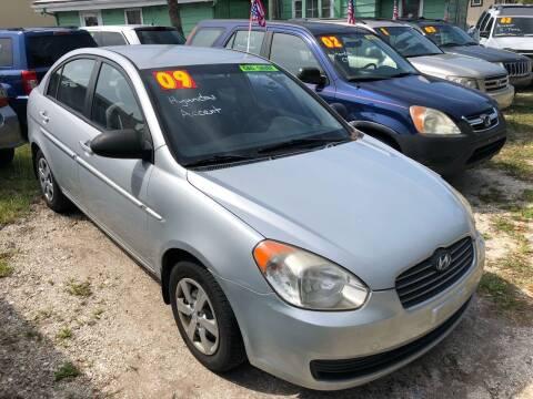 2009 Hyundai Accent for sale at Castagna Auto Sales LLC in Saint Augustine FL
