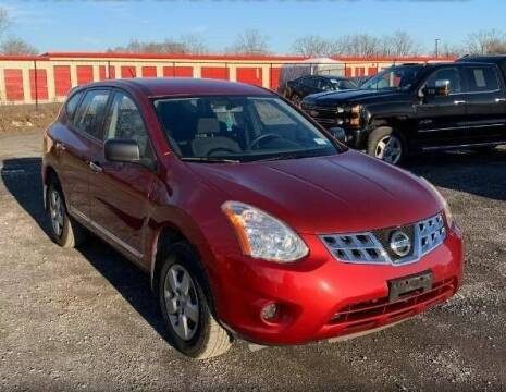 2013 Nissan Rogue for sale at Father & Sons Auto Sales in Leeds NY
